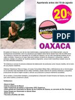 Tour Oaxaca