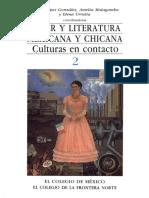 Mujer y Literatura Mexicana y Chicana