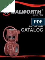 WALWORTH PLUG VALVES