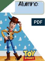 Portadas Para Portafolios Toy Story
