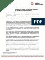 23-07-2019 CONTINÚA ASTUDILLO CON LA ENTREGA DE OBRAS QUE SOLUCIONAN PROBLEMAS EN CHILPANCINGO; INAUGURA CANAL PLUVIAL Y CALLE