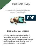 Aula 1 - Principais Métodos de Diagnóstico Por Imagem e Sua Utilização