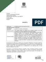 Concepto Liberacion de Saldos Contractuales - Julio