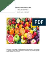 Terapias Con Zumos Jugos Frutas Verduras