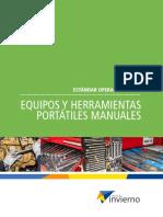 EO6 Equipos y Herramientas Portátiles Manuales