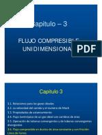 CAP-3 Subunidad (3.7-3.8) Flujo de Fanno y Rayleigh-1