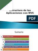 01 Estructura de Las Aplicaciones Con Mvc Java
