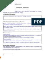 Comunitaria - Modelo de Proyectop.p.