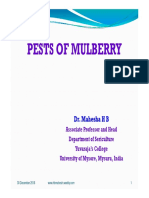 1.Pests of Mulberry