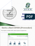 Manual Proveedor Red Cofidi-trw