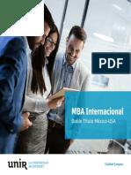 MBA Mexico Usa