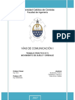 00 - TP N°3 - MOVIMIENTO DE SUELO Y DRENAJE