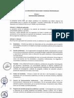 Res 066 2019 Sunedu CD Resuelve Aprobar Los Estandares Para La Creacion de Facultades y Escuelas 28norma y Formato 29
