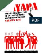 PROGRAMA_CAYAPA_RESUMEN_26-10-10