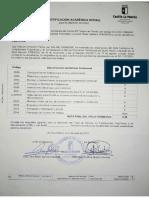 Certificado Instalaciones Frigorificas y Climatización