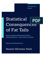 Fat Tails STATISTICAL CONSEQUENCES OF FAT TAILS.pdf