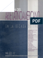 Vision del Arte Latinoamericano en los 1980