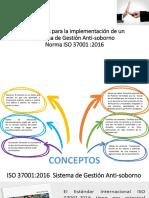 ISO 37001 Sistema de Gestión