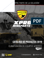 Xprosac Producto Climatizacion de Equipos Mineros(Web)