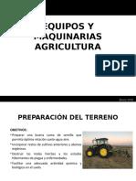 EQUIPOS Y MAQUINARIAS  AGRICULTURA.pptx