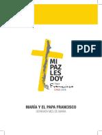 Separata Maria y el Papa Francisco