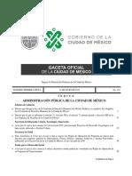 Ley de la Comisión de Derechos Humanos de la Ciudad de México