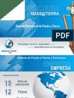 Brochure Mass@Tierra