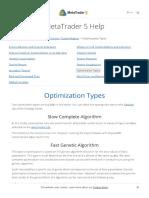 06.Optimization Types