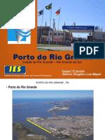 Porto do Rio Grande - Brasil