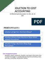 Akt biaya