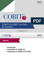 Cobit 5 & Cobit 5 for Risk