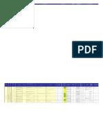 Matriz de Identificacion de Peligros y Valoracion de Riesgos Ed Bavaria