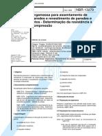 ABNT NBR 13279 - Determinação da Resistência à Compressão.pdf
