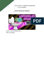 detector de bacterias