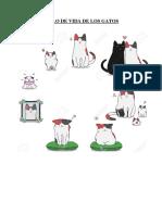Ciclo de Vida de Los Gatos