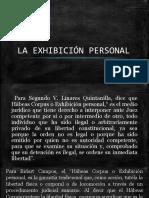 7 SEPTIMO MODULO - Exhibición personal.pptx