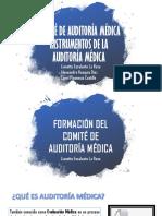 Expo Auditoría Médica