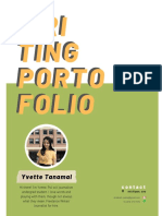 Writing Portofolio