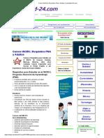 Cursos INCES _ Requisitos PNA y Adultos _ Actualidad-24.Com