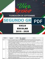 00 Septiembre - 2do (2019-2020)