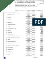 3 - Inclusion en Ordenes de Pago Ptales