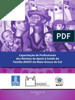 Capacitação de Profi ssionais dos Núcleos de Apoio à Saúde da Família (NASF) do Mato Grosso do Sul