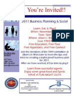 Business Planning 2011