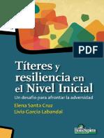Santa Cruz, E. Títeres y Resiliencia en El Nivel Inicial