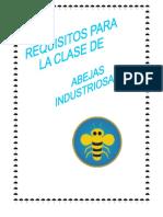 CARPETA DE ABEJAS INDUSTRIOSAS