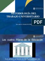 PILARES DE LA EDUCACIÓN - TELESUP.ppt