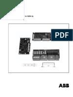 3adw000195r0301 Dcs800 Service Manual e c