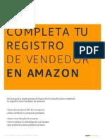 MX Guia Registro Vendedor Amazon Q318 RFCySIV. CB1198675309