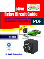 Automotive Relay Circuits FREE E-Book
