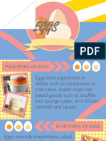 Information About Eggs